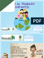 TRABAJO INFANTIL NIÑOS Y ADOLESCENTES
