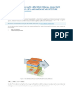 THE BENEFITS OF PALO ALTO NETWORKS FIREWALL SINGLE PASS PARALLEL PROCESSING.docx