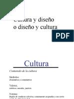 cultura y diseño