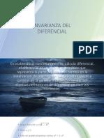 Semana 11 diferencial invarianza .pdf
