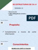17 SEMANA 13a-DISEÑO DE ESTRUCTURAS DE CA-II