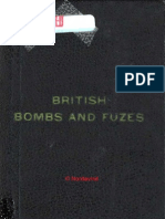 British Bombs and Fuzes