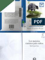 Los mejores cuentos para niños (Selecc. y adapt. María Eugenia Rojas Baeza; Ed. Zig-Zag) - Wilde, Quiroga, Perrault, Grimm, Andersen, Kipling