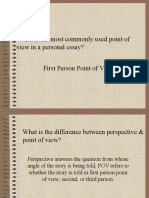 Point of View.ppt