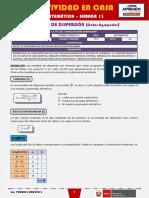 SEMANA 13 - MEDIDAS DE DISPERSIÓN (Datos Agrupados) [5to MATEMÁTICA]