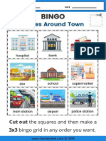 Directions-Worksheet-Places-Around-Town-Bingo