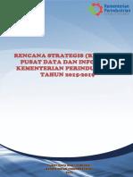 1. Revisi I Renstra Pusdatin Tahun 2015-2019 (2).pdf