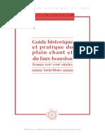 Guide plain-chant Basse Def