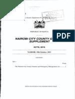 NairobiCityCountyDisasterandEmergencyManagementAct_2015