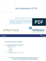 GEN1-Evolution And Architrecture Of T24-R08.01