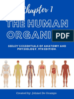 Anatomy & Physiology (Chapter 1_ The Human Organism)