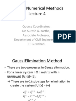 3-Gauss Elimination Method