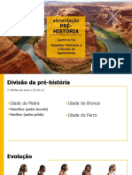 AULA 03 pptx - Alimentacao pre-historia