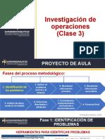 Clase 3_INVESTIGACIÓN DE OPERACIONES_ISMAEL MEJIA