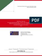 El concepto general de enfermedad.  Revisión, crítica y propuesta. Primera parte