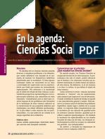 ciencias sociales didáctica