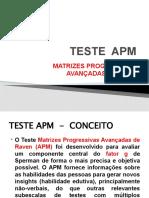 Teste Apm - Raven