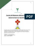 Méditation Mois 3