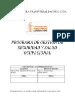 PROG DE GESTIÓN CONSTRUCTORA