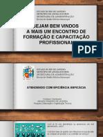 CURSO DE ATENDIMENTO AO PÚBLICO - EGPM- ppt