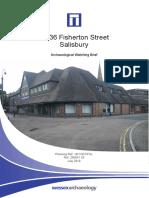30 to 36 Fisherton Street, Salisbury, Wiltshire