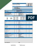 Checklist de Preuso de Tracto-Cisterna
