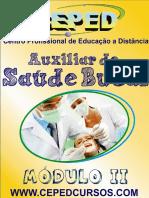 APOSTILA AUXILIAR DE SAÚDE BUCAL - MÓDULO II