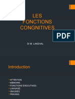 FONCTIONS CONGNITIVES