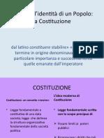LA COSTITUZIONE CARTA D'IDENTITA' DI UN POPOLO.pptx