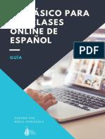 YouTube básico para nuevos profesores de español online