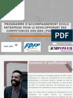 Projet FDFP Version 3