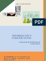 CUARTO COMPONENTE - INFORMACION Y COMUNICACION (1)