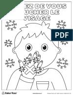 Cornavirus Posters FR