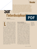 morin_interdisciplinarite_021103