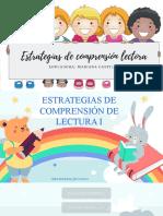 ESTRATEGIAS DE COMPRENSIÓN DE LECTURA I.pptx