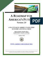 Paul Ryan's Roadmap for America's Future