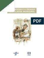 O_processo_e_a_tecnica_legislativa_municipal - SÃO PAULO