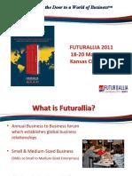 Futurallia 2011 Presentation