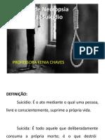 suicício - necropsia