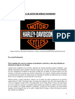 CASO DE ESTUDIO HARLEY DAVIDSON