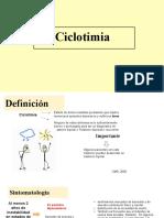 Ciclotimia