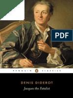Jacques the Fatalist - Denis Diderot .epub