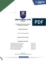 Tarea Grupal.  Derechos del Consumidor– Unidad IV.docx
