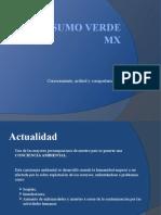 El consumo verde MX