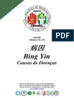 Etiologia Medicina Chinesa