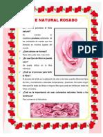 TINTE NATURAL ROSADO