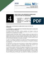 GPY053 ML04 Analizar los Riesgos