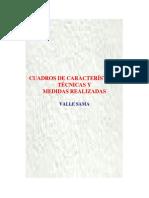 Estudio hidrogeológico del valle de Sama informe final (Inventario)