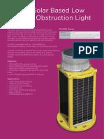 OLIS50_Solar_Based_Low_Intensity_Obstruction_Light