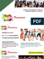 Presentación Zumba Financiera Crea B&S